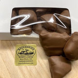 Chocolate Covered Peanut Brittle - 1/2 box