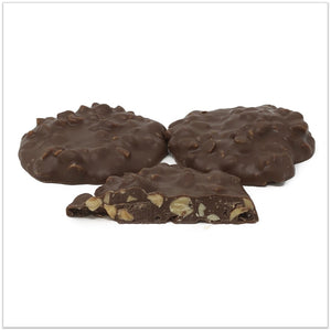 Sugar Free Milk Chocolate Almond Cluster