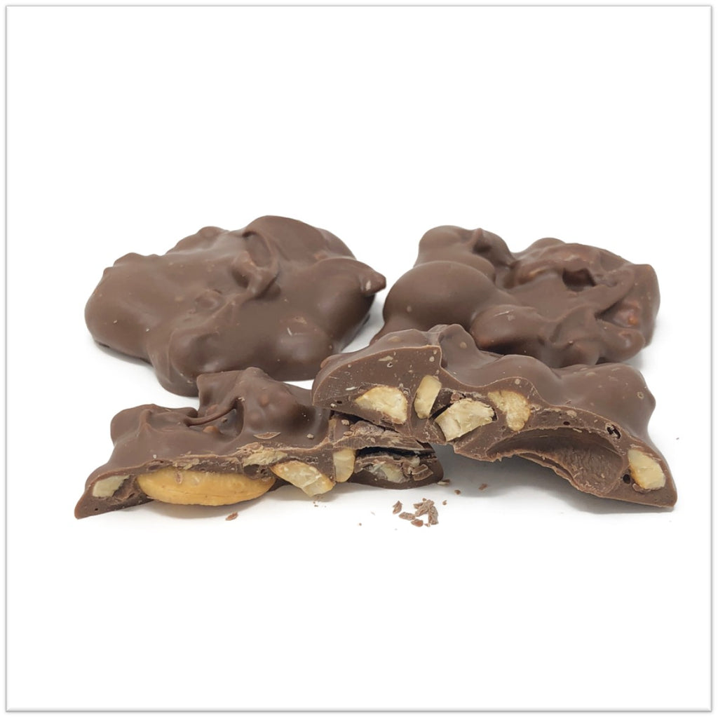 Chocolate Cashew Cluster