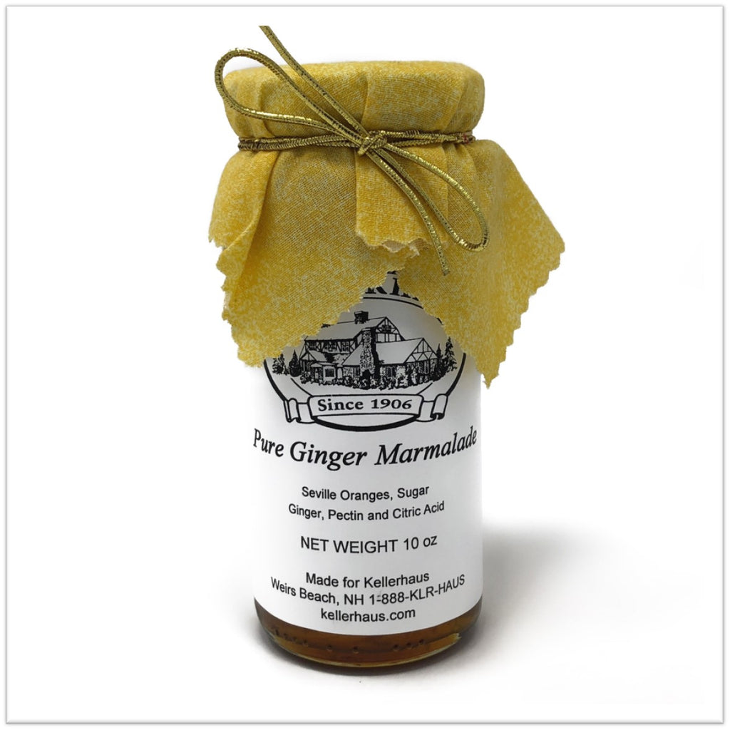 Pure Ginger Marmalade