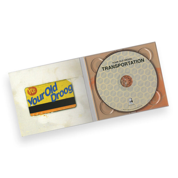 Transportation - CD