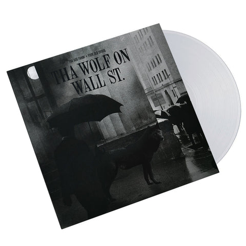 Tha Wolf On Wall St (Clear Colored Vinyl LP) [PRE-ORDER]