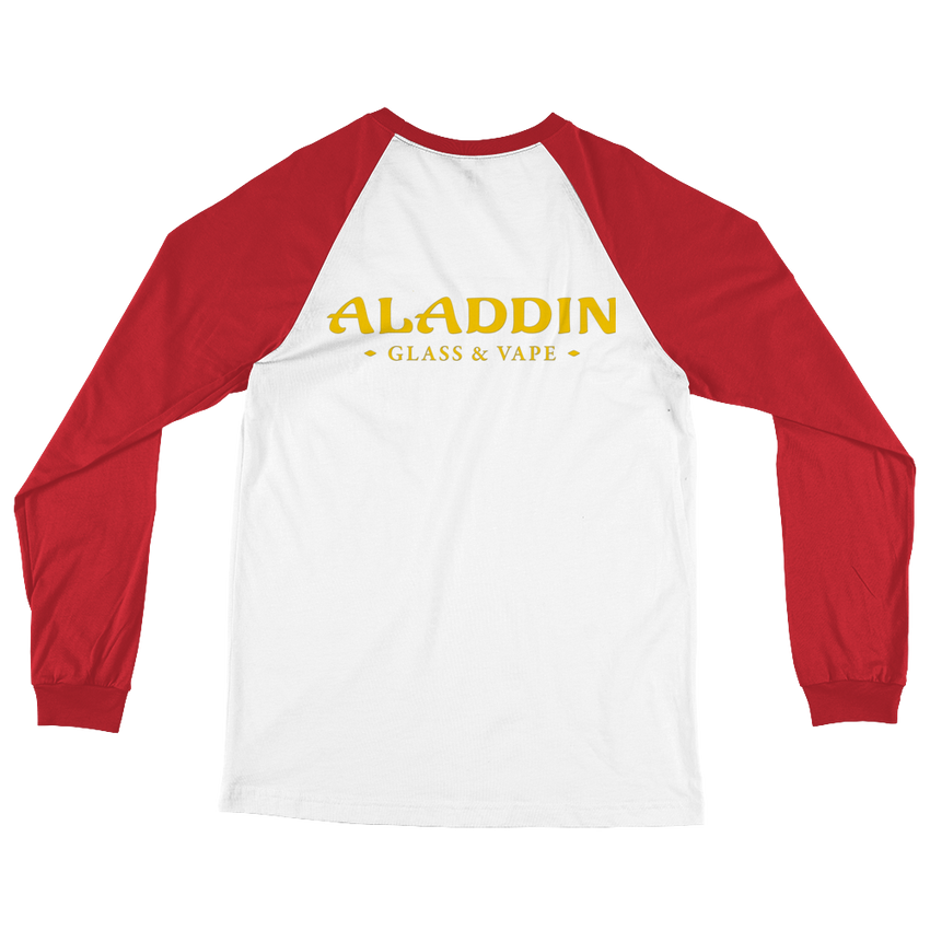 Aladdin Long Sleeve Baseball T-Shirt