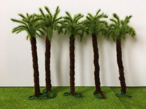 Serious-Play Handcrafted Tropical Trees.