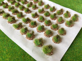 Hillside Mini Tuft Dioramas - Static Grass Tufts