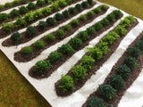 Large Farm Crops Set 01 Green Patch - Static Grass Tufts