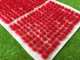 Fire Red 6mm - Mini Grass Tufts
