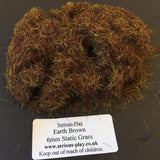 Earth Brown 6mm - Static Grass