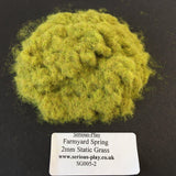 Farmyard Spring 2mm - Static Grass