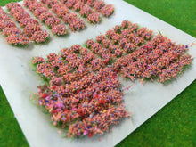 Pink Accent Mixed Garden Flower Tufts