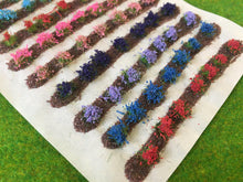Farm Crops Set 03 Mixed Flower Allotment - Static Grass Tufts