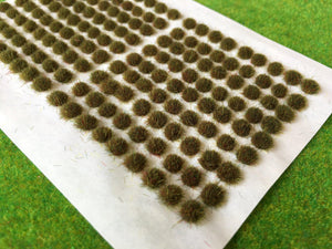 Autumn 2mm - Standard Grass Tufts