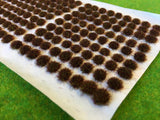 Earth Brown 2mm - Standard Grass Tufts