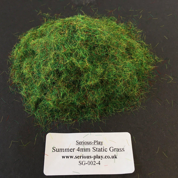 Summer 4mm - Static Grass