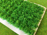 Bright Green Bushy Vegetation - Static Grass Tufts