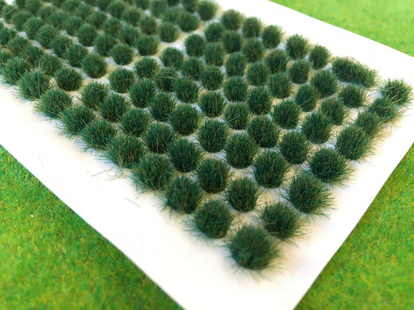 Dark Marsh 4mm - Standard Grass Tufts