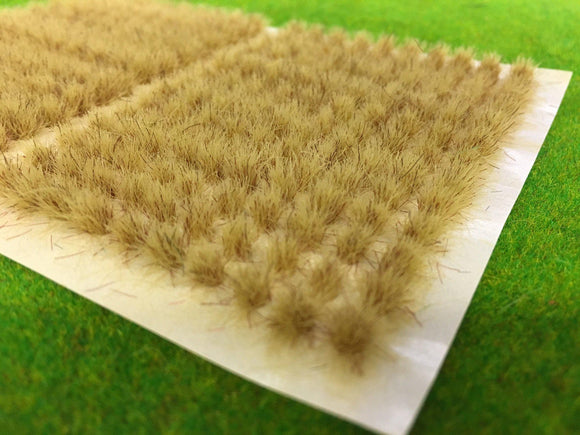 Muddy Dead Grass 6mm - Mini Grass Tufts