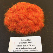 Martian Red 4mm - Static Grass