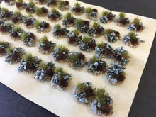 Tundra Mini Tuft Dioramas - Static Grass Tufts