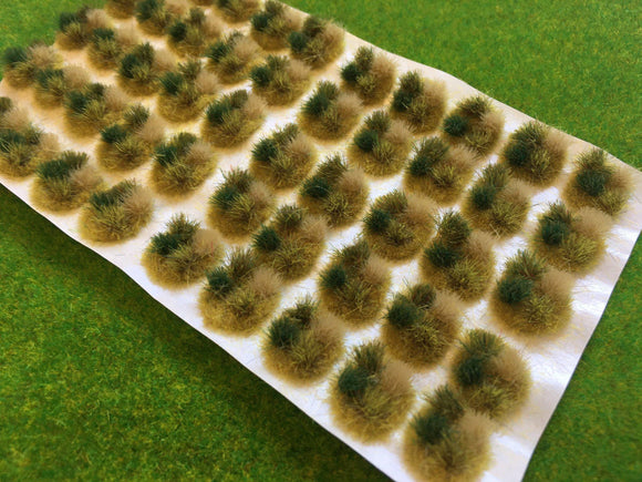 Desert Mini Tuft Dioramas - Static Grass Tufts