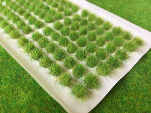 Spring 6mm - Standard Grass Tufts