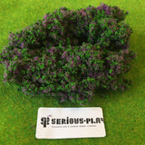 Lavender Flower Hedge Foliage