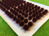 Pine Brown 6mm - Standard Grass Tufts