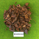 Modelling Bark Chippings (Natural Orchid Bark) Scatter