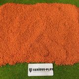 Autumn Orange - Real Modelling Flock 1kg Bulk Bag