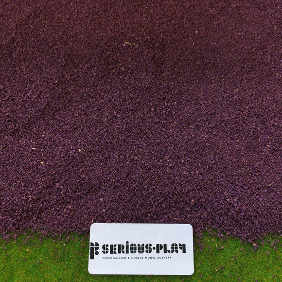 Purple - Real Modelling Flock 1kg Bulk Bag