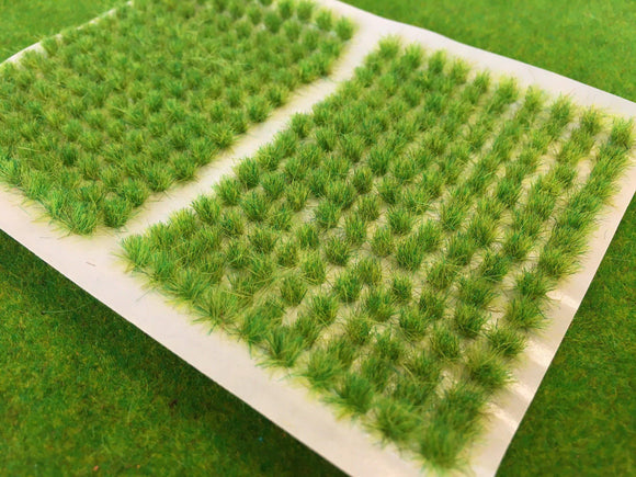 Spring 4mm - Mini Grass Tufts