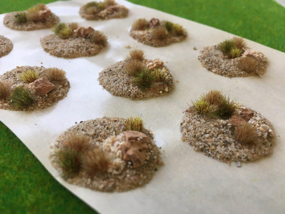 Coastal - Scenic Base Toppers