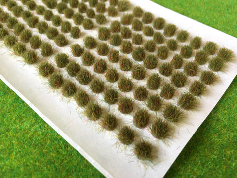 Autumn 4mm - Standard Grass Tufts