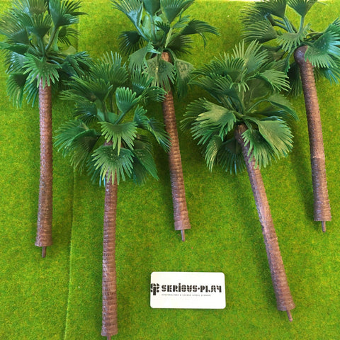 Tall Palm Trees 15cm