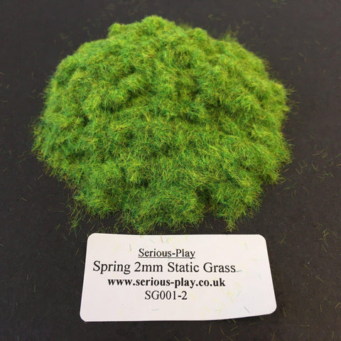 Spring 2mm - Static Grass