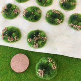 Green Fields - Scenic Base Toppers