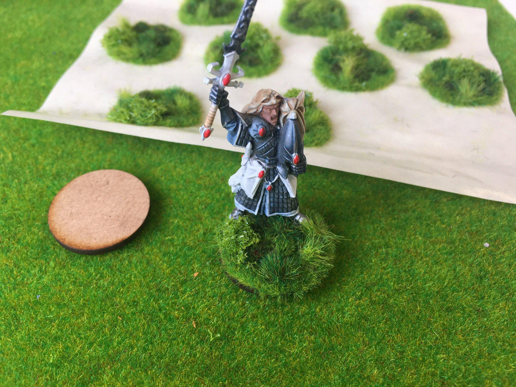 Lush Dales - Scenic Base Toppers