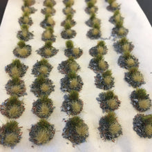 Woodland Mini Tuft Dioramas - Static Grass Tufts