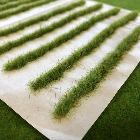 Spring Strips 18cm - Static Grass Tufts