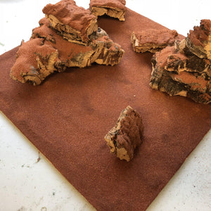 Red Canyon - Large Craggy Cliffs - Modular Terrain Tiles