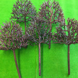 Plastic Tall Deciduous Tree Frames