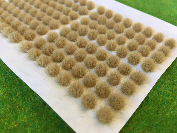 Straw 4mm - Standard Grass Tufts