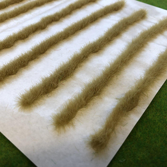 Straw Strips 18cm - Static Grass Tufts
