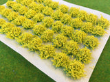 Large Yellow Flower Tufts