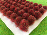 Ruby Weed 10-12mm - BIG Grass Tufts