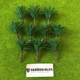 Leafy Coconut Trees 4cm