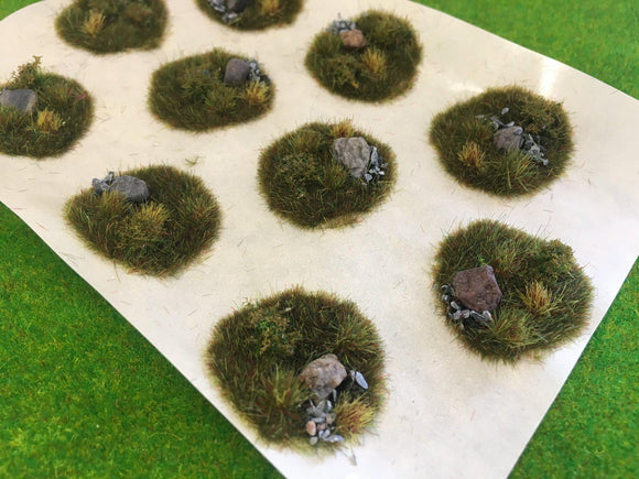 Autumn Fields - Scenic Base Toppers