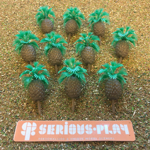 Bushy Coconut Trees 4cm - Tropical Palm Trees