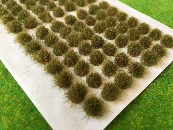 Autumn 6mm - Standard Grass Tufts