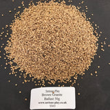 Brown Granite Ballast